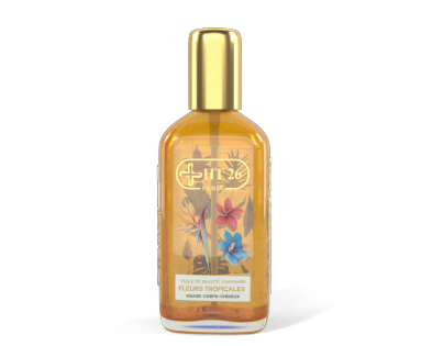 Fragrant Beauty Oil Tropical flowers