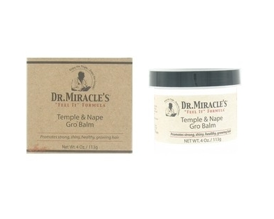 Dr Miracle's - Temple nape gro balm