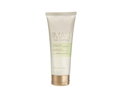IMAN - Liquid assets Oil-Free Gel Cleanser