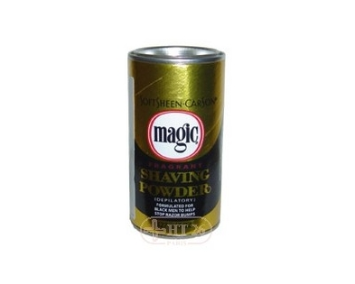 Poudre gold Magic Shave