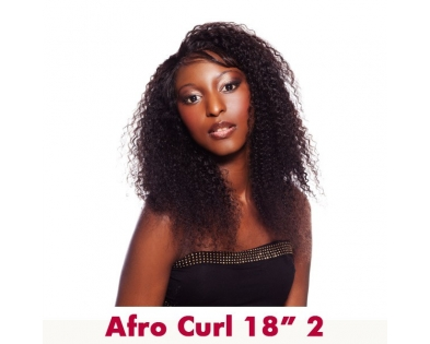Full Lace Afro Curl 18''