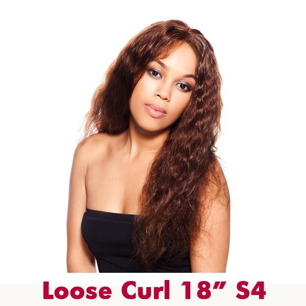 Full lace Loose Curl 14''