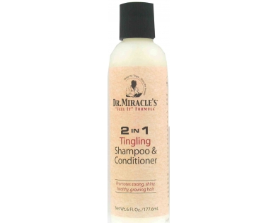 Dr Miracle's - 2 in 1 tingling shampoo & Conditioner