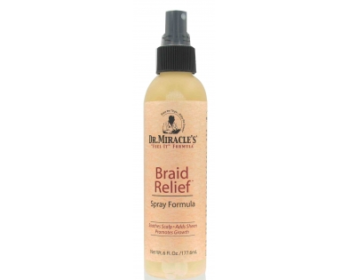 Dr Miracle's - Braid relief spray formula
