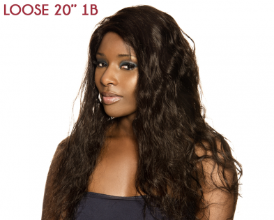 Full lace Loose Curl 20''