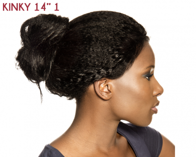 Lace Front Kinky Straight 14''